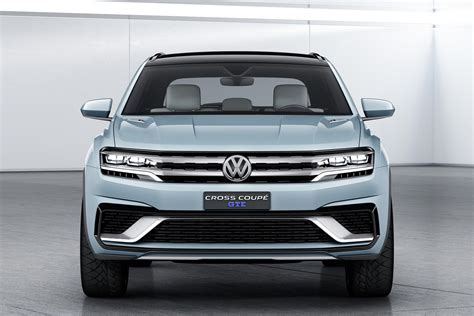 volkswagen cross coupe gte news  information