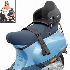 Modern Vespa  Child Safety Seat ) Where Can I Buy One