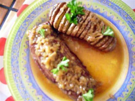 recette de pommes de terre au four 224 la su 233 doise
