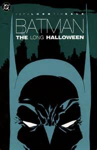 Long Halloween Batman by Comics Crazy Vol 2 Balloons And Splash Pages The