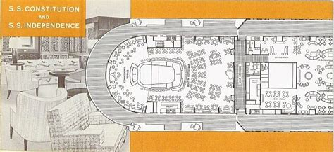 ss independence  ss constitution deck plans