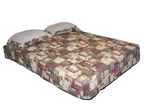 bedspread for 4 quot thick bunk mattresses with sewn fitted corners and images frompo