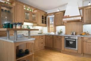 wooden kitchen ideas light wood kitchen design stylehomes