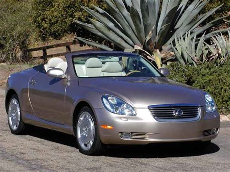 lexus coupe 2002 2002 lexus sc 430 pictures photos gallery motorauthority