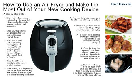 fryer air cooking most appliances device fryerhouse