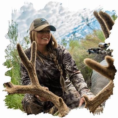 Titus Kristy Archery Deer Oregon Safari Mule