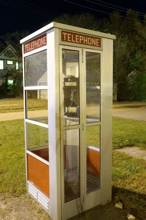phone booth panoramio photo of vintage telephone booth easton mn