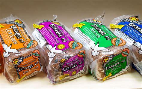 el pan ezequiel uno de los mas saludables en el mercado