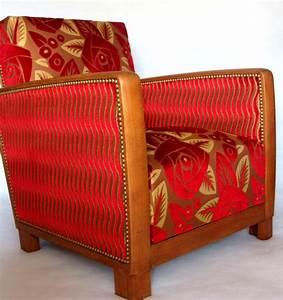 Les tissus d'ameublement pour tapisser les fauteuils