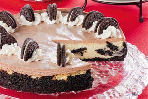 cookies  cream cheesecake mrfoodcom