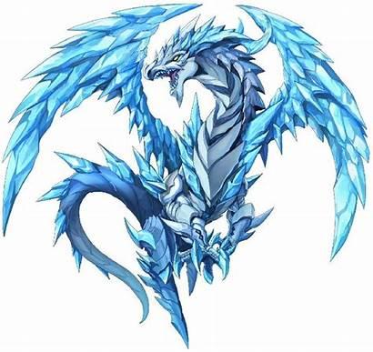 Dragon Ice Fantasy Final Artwork Frozen Wikia