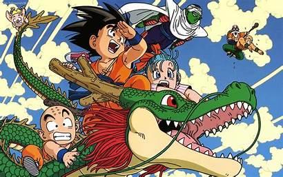 Dragon Ball Goku Piccolo Anime Krillin Son