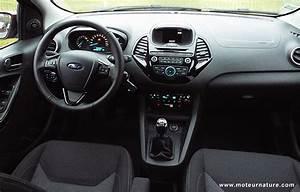 Ford Ka Interieur : ford ka essai d taill la simplicit contre l 39 obsolescence programm e ~ Maxctalentgroup.com Avis de Voitures