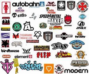 Image Gallery Skate Logos