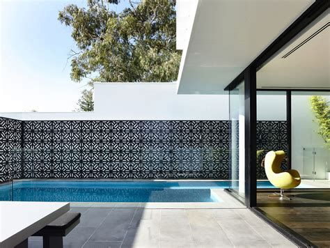 Design Of Bedroom Interior by Pool Terrace Glass Sliding Doors Townhouses In Brighton
