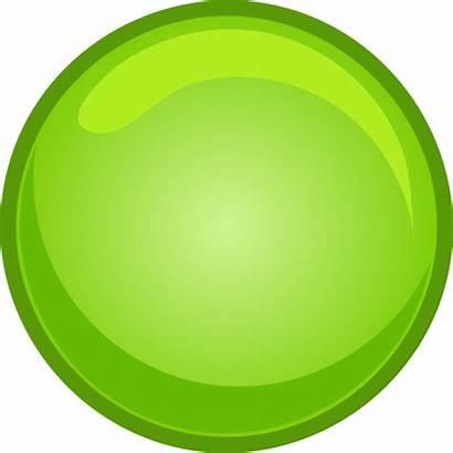 Button Blank Clip Vector Clker Clipart Domain
