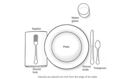 Formal Dinner Table Setting Ideas An Informal Table Setting Entertainingcouple Com