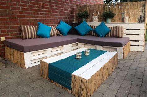 gartenmöbel aus bauholz selber bauen garten lounge paletten bauanleitung gartenlounge aus
