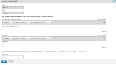 user msie replace browser agent client field confirm netscaler capture works take support