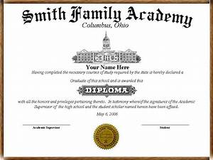 how to design high school diploma template word With high school diploma templates for free