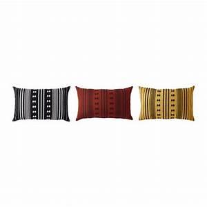 Ikea Kissen Waschen : ikea s llskap kissenbezug strukturgarn gibt dem stoff charakter als sei er von hand gewebt ~ Fotosdekora.club Haus und Dekorationen
