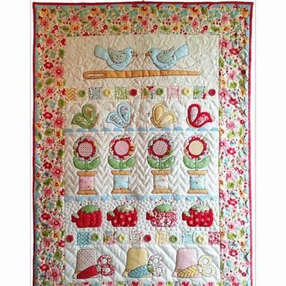 Happy Stitchin Pattern Printed Stitches Patterns