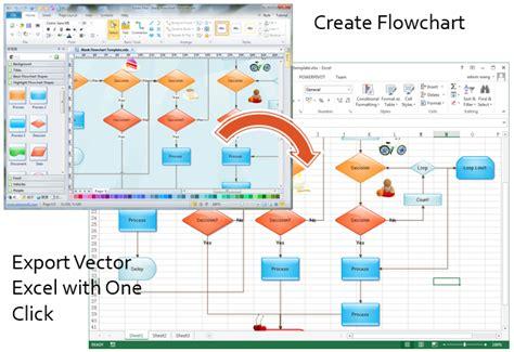 great  flowcharts  excel