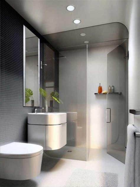 Kleine Badezimmer Gestalten Mit Begehbare Dusche