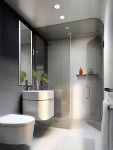 Kleine Badezimmer Ideen : kleine badezimmer gestalten mit begehbare dusche ~ Sanjose-hotels-ca.com Haus und Dekorationen