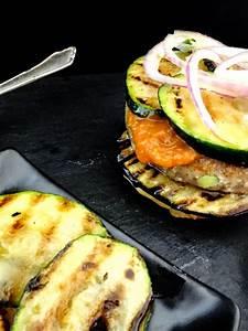 basteln malen Kuchen backen: Mediterraner Burger