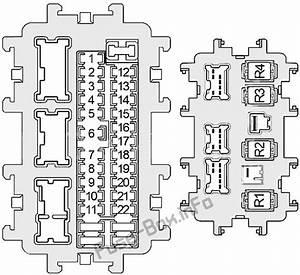 Fuse Box Diagram Infiniti Qx56    Qx80  Z62  2010