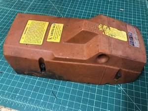 Husqvarna 268  272xp Chainsaw Top Cover Cylinder Shroud