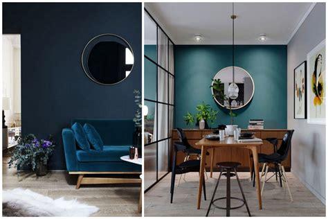 Osez Une Dco Couleur Bleu Canard Idee Deco Salon Bleu Canard Mc63 Jornalagora