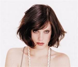 Quelle Coupe De Cheveux Choisir : coupe de cheveux mi long pour visage rond ~ Farleysfitness.com Idées de Décoration