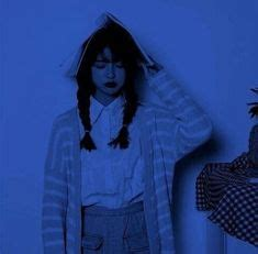 jacket denim jacket blue blue aesthetic soft