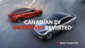 Canadian EV Incentives Revisited for 2017 | Model 3 Owners ...
