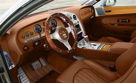 Luxury Car Interiors Pictures Part 1
