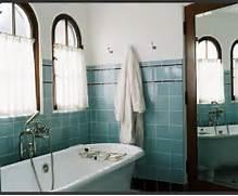 Retro Tile Bathroom by House Macabre Bathroom Vintage Medical Laboratory