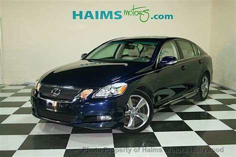 2010 Used Lexus Gs 350 4dr Sedan Rwd At Haims Motors