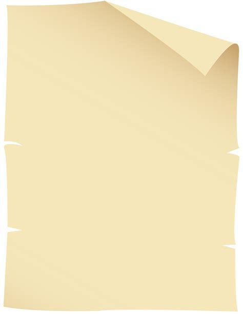 paper transparent png clip art image gallery