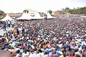Did Raila Export Supporters to Eldoret-See Mammoth Crowd ...