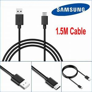 Original 15m Type C Usb 31 Charger Cable For Samsung