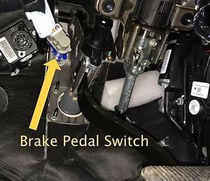 P0504 Brake Switch A  B Correlation Dtc