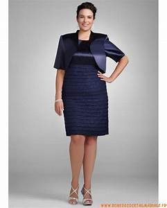 robe mere de mariee bleu royal longueur genou glamour With robe mere dela mariee grande taille