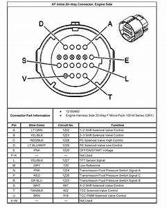 35 4l60e Wiring Harness Diagram