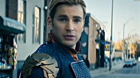 The Boys Fan Turns Chris Evans Into Homelander | News Break