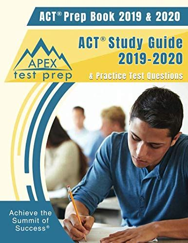 atpdf act prep book act study guide practice