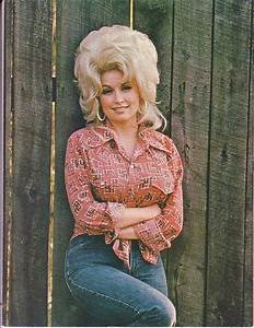Dolly Parton Souvenir Program 1975 Icons Pinterest
