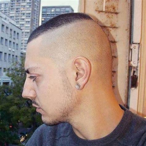 military haircuts  men  guide high tight haircut curly hair men military