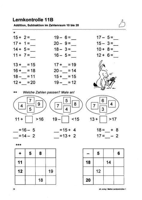 mathe lernkontrollen  elk verlag